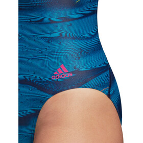 adidas Parley Swimsuit Women Core Blue/Legend Ink